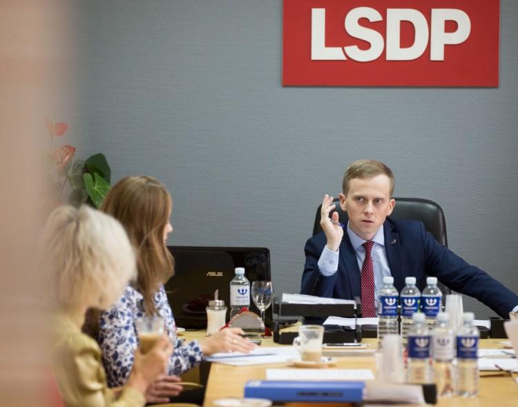 LSDP Etikos ir procedūrų komisija paviešino protokolą