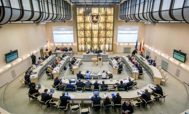 Gegužės 29 d. Kauno miesto savivaldybės Tarybos posėdis