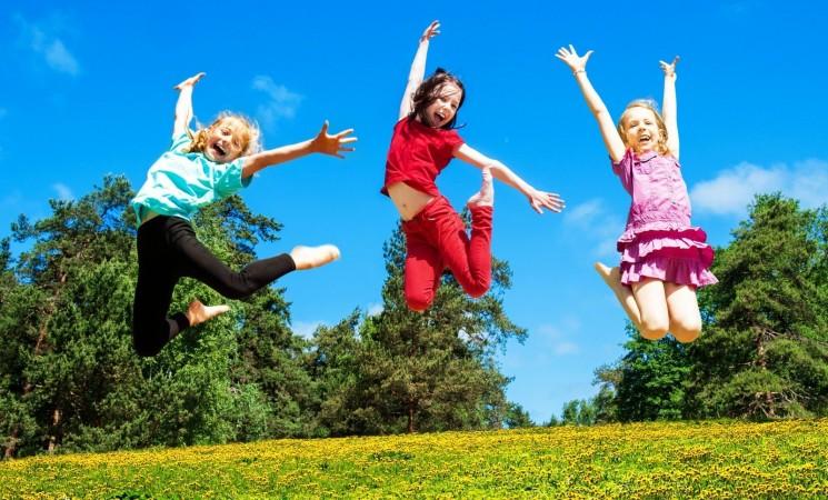Vaikų vasaros stovyklos