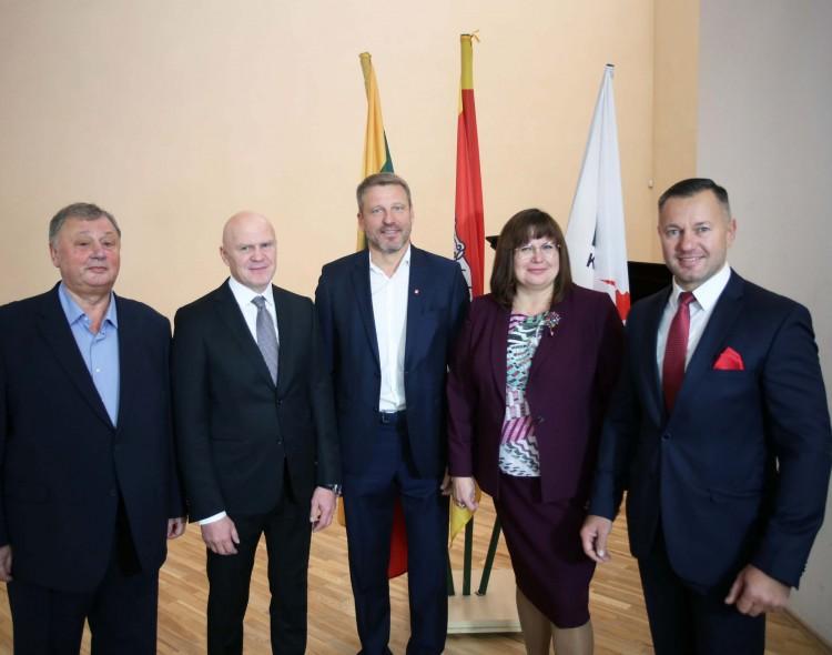 Kandidatu į Kauno miesto merus LSDP išrinko Gintarą Černiauską