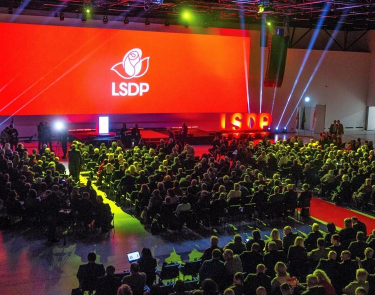 Patariamasis visuotinis socialdemokratų kandidatų į Seimą reitingavimas baigėsi