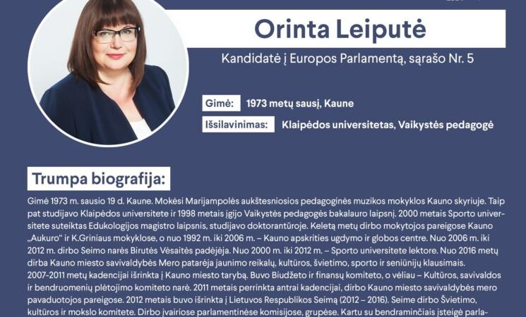 Europos parlamento rinkimai jau netrukus! Susipažinkime