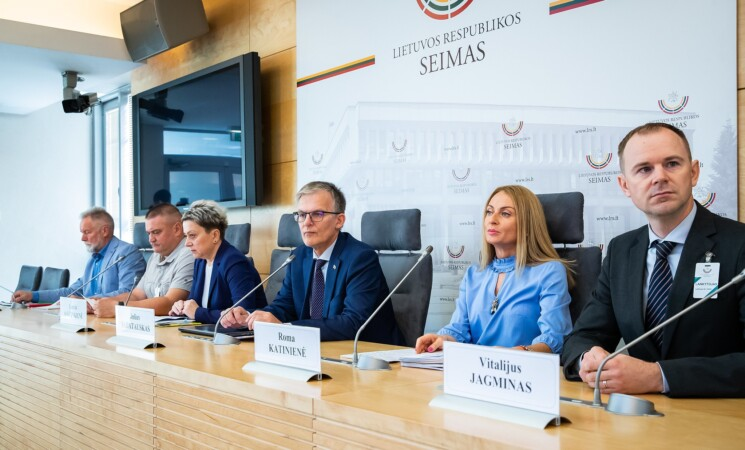 Socialdemokratai tarsis su opozicija dėl interpeliacijos Vidaus reikalų ministrui