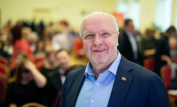 J. Olekas: Naujasis žaliasis susitarimas reikalingas, kad išgyventume